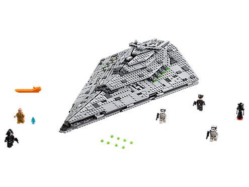 First Order Star Destroyer 75190 Star Wars Lego Shop