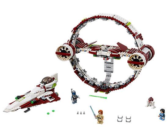 Jedi Starfighter With Hyperdrive 75191 Star Wars Lego Shop
