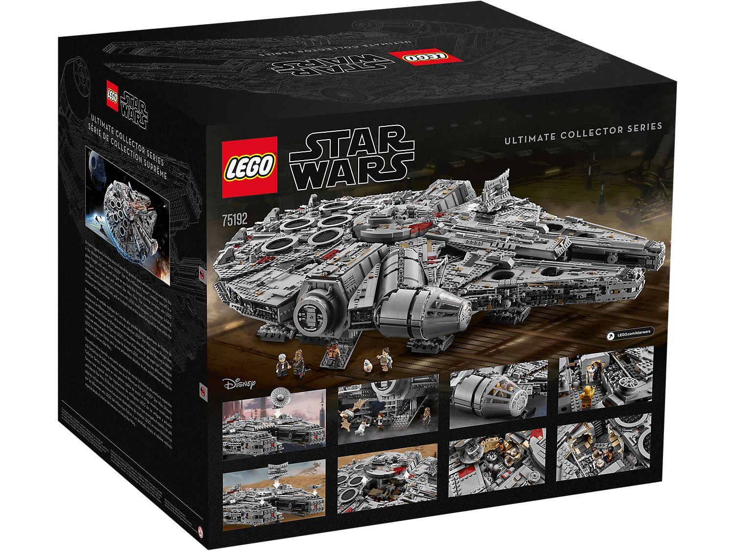 2b3943cb705c Millennium Falcon™ 75192 | Star Wars™ | Buy online at the Official LEGO®  Shop US
