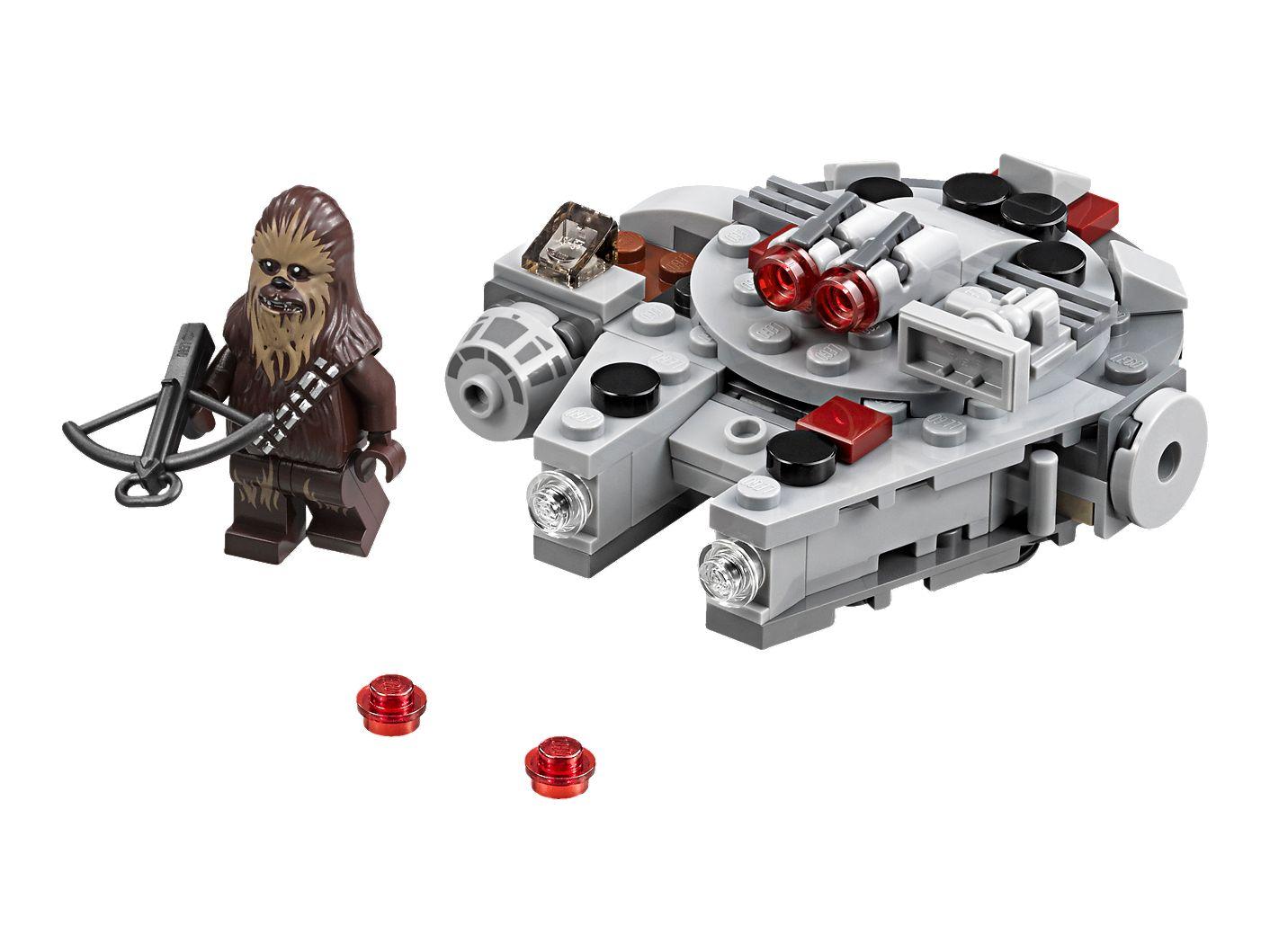Millennium Falcon Microfighter 75193 Star Wars Lego Shop