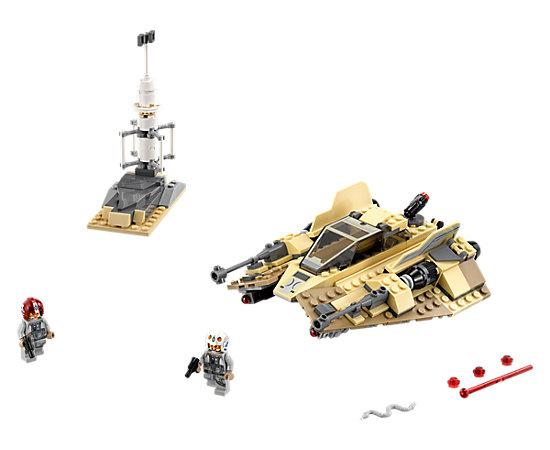 Sandspeeder 75204 Star Wars Lego Shop