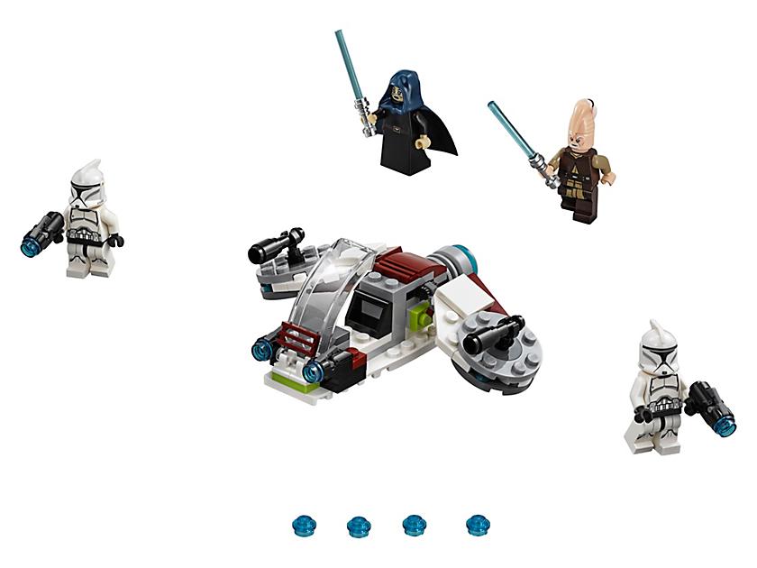 Jedi™ und Clone Troopers™ Battle Pack