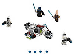 Jedi™ and Clone Troopers™ Battle Pack