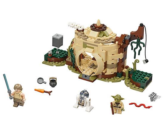 new - Lego Yoda