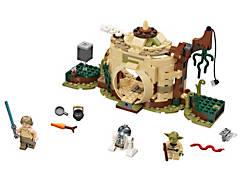 La hutte de Yoda