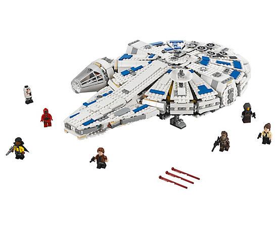 Halcón Milenario en Han Solo: Una historia de Star Wars