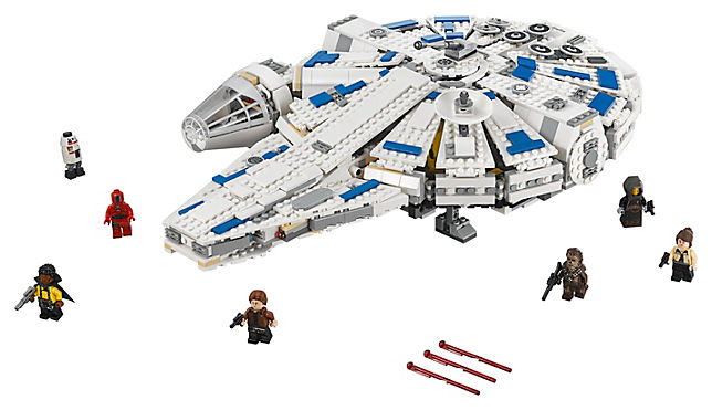 Kessel Run Millennium Falcon™ - 75212 | Star Wars™ | LEGO Shop
