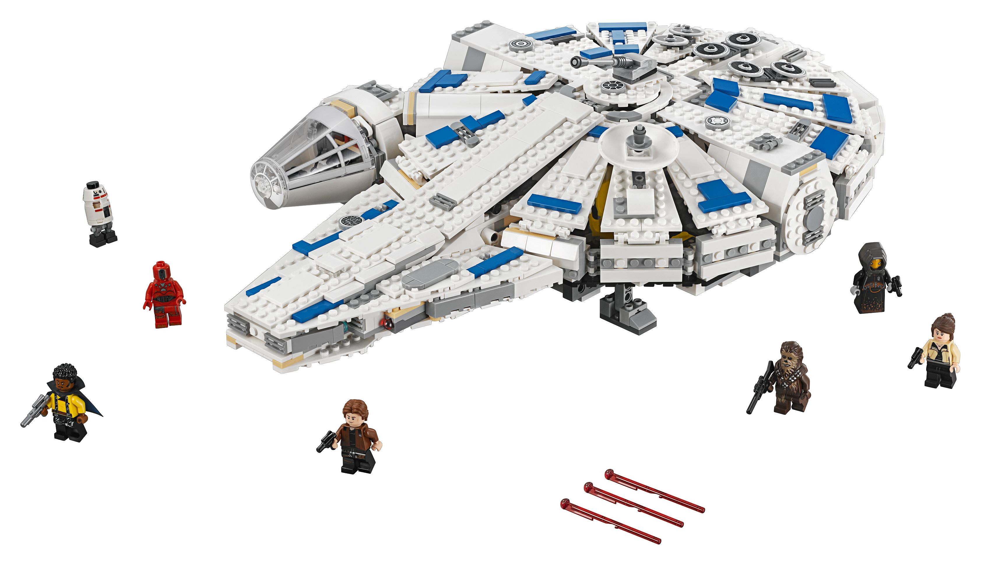 Kessel Run Millennium Falcon 75212 Star Wars Buy Online At The Official Lego Shop Ca