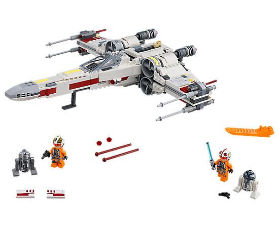 X Wing Starfighter 75218 Star Wars Lego Shop