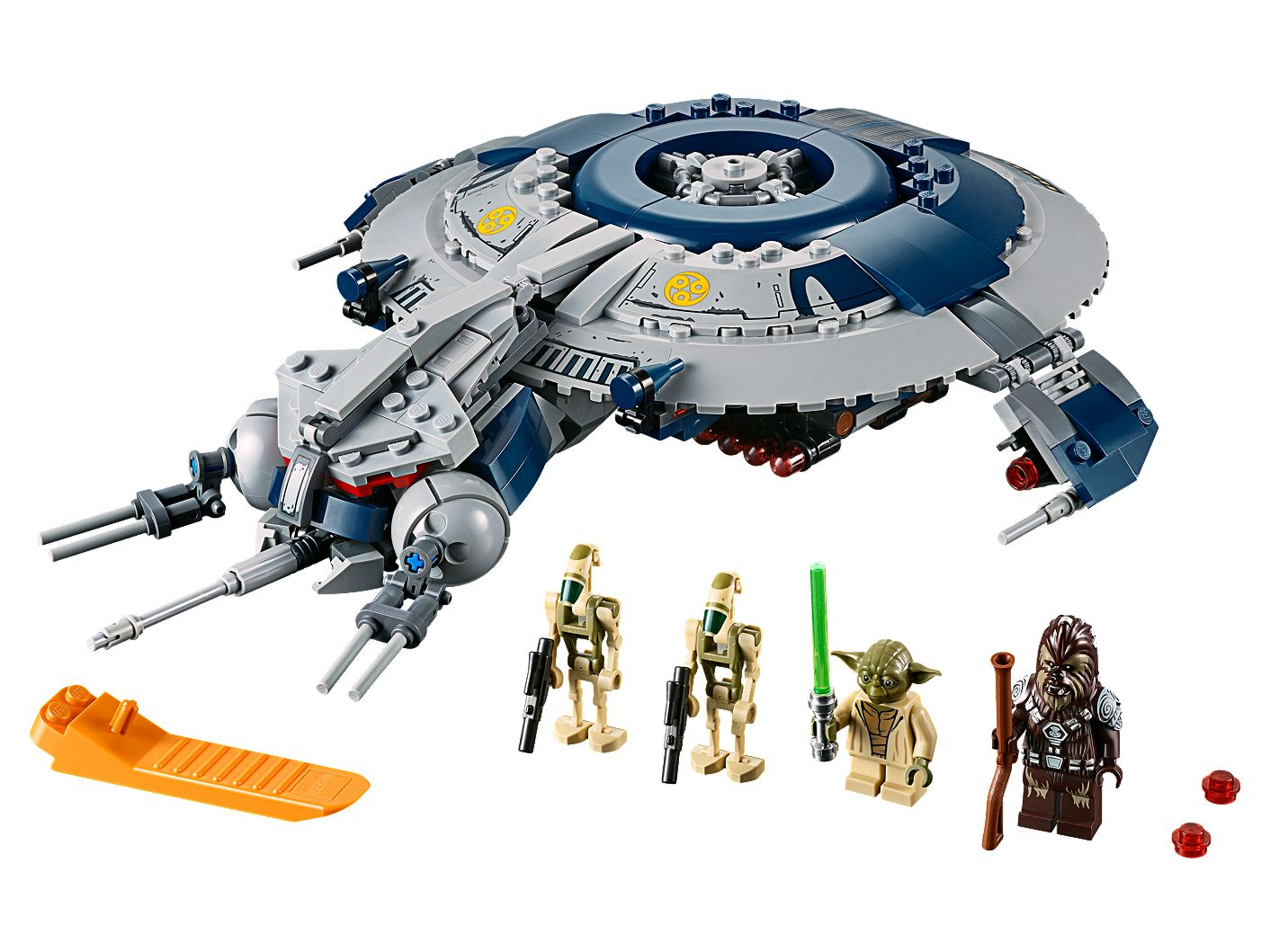 Droid Gunship 75233 Star Wars Buy Online At The Official Lego Shop Us