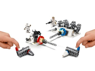 Action Battle Hoth™ Generator Attack 75239 | Star Wars™ | Buy online at the  Official LEGO® Shop US