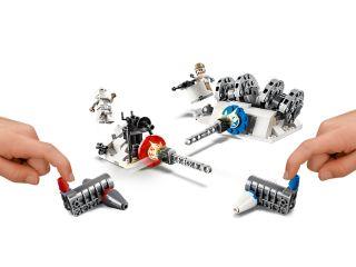 Action Battle Hoth™ Generator-Attacke