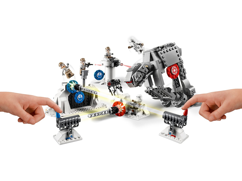Action Battle Echo Base Defense 75241 Star Wars Buy Online At The Official Lego Shop Us