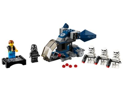 Imperial Dropship 20 Jahre Lego Star Wars 75262 Star Wars