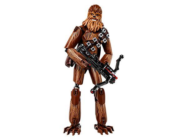 LEGO® Star Wars Actionfigur Chewbacca Baukästen & Konstruktion 75530