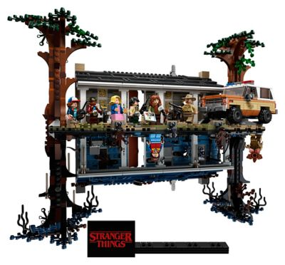 The Upside Down 75810 | Stranger Things | Buy online at the Official LEGO®  Shop US