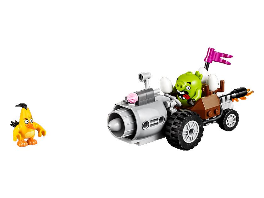 Piggy Car Escape