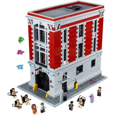 Firehouse Headquarters 75827 Ghostbusters Lego Shop