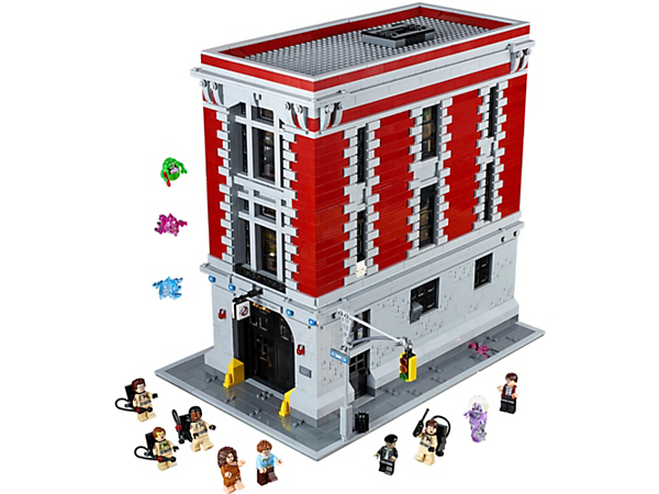 Explore product details and fan reviews for Firehouse Headquarters 75827 from D2C Exclusives-Ghostbusters. Buy today with The Official LEGO® Shop Guarantee.