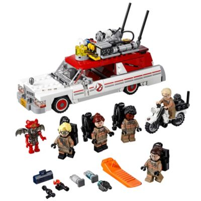Ecto 1 2 75828 Ghostbusters Lego Shop