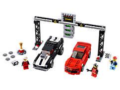 Chevrolet Camaro Drag Race