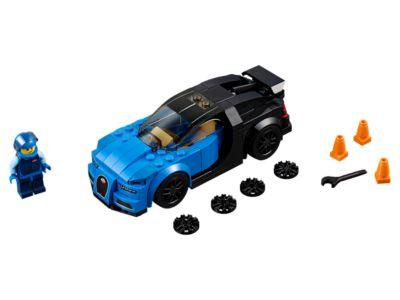 bugatti chiron - 75878   speed champions   lego shop