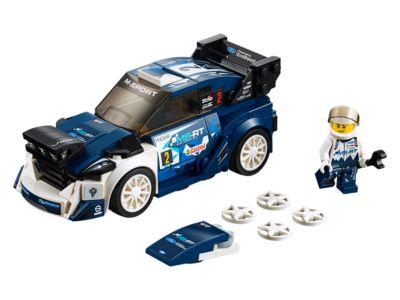Ford Fiesta WRC M-Sport