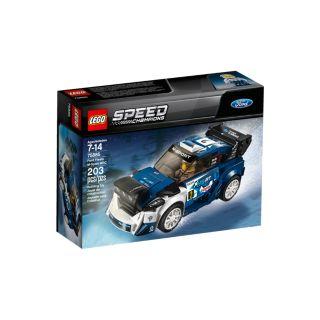福特嘉年华M-Sport车队世界拉力锦标赛赛车