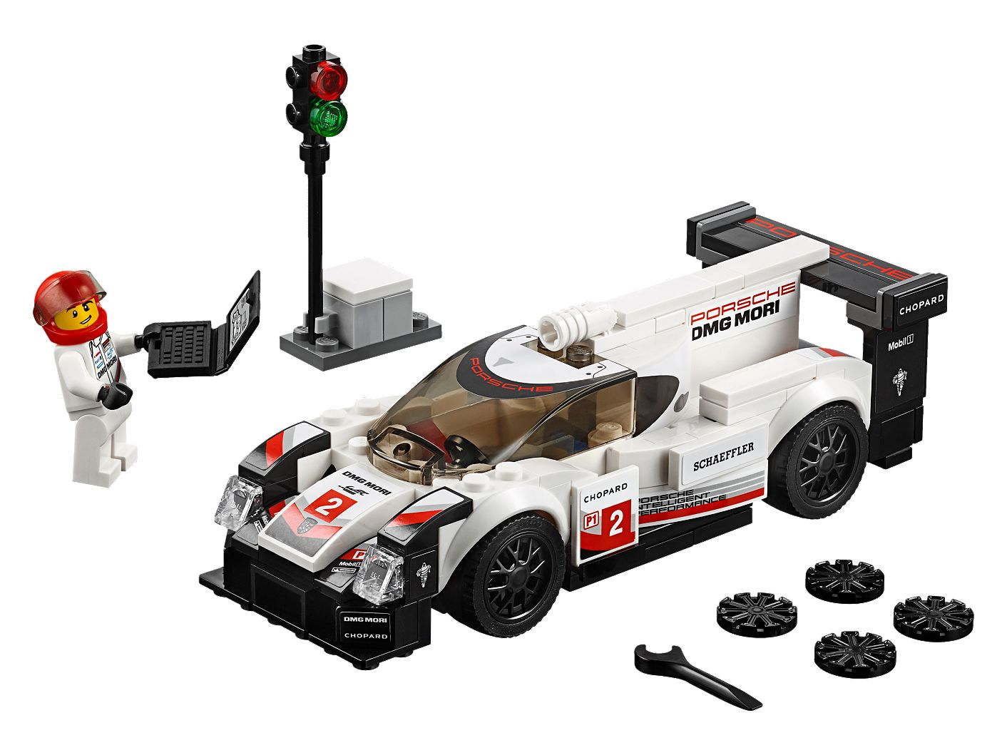Porsche 919 Hybrid 75887 Speed Champions Buy Online At The Official Lego Shop Gb