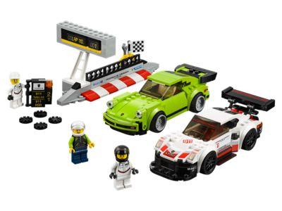 Porsche 911 RSR et 911 Turbo 3.0