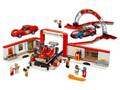 Speed Champions | Themen | Offiziellen LEGO® Shop CH