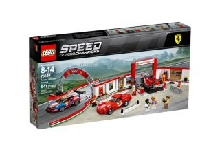 Ferrari Ultimative Garage