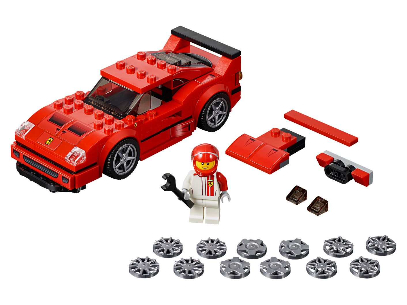 LEGO nopeus dating
