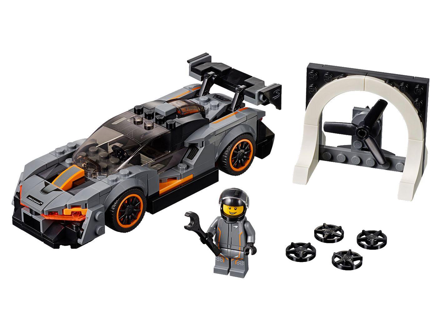 Mclaren Senna 75892 Speed Champions Lego Shop