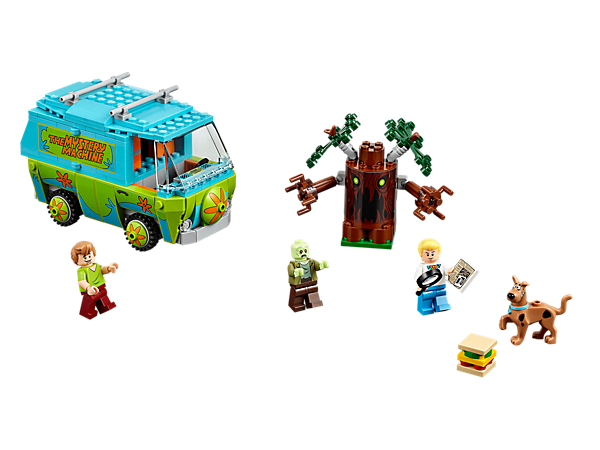 Explore product details and fan reviews for The Mystery Machine 75902 from Scooby-Doo. Buy today with The Official LEGO® Shop Guarantee.