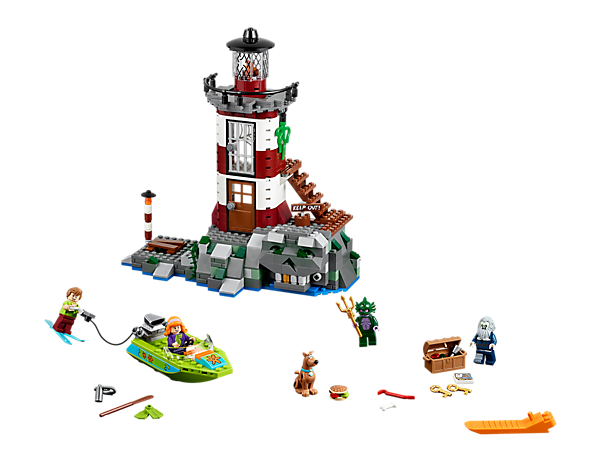 Explore product details and fan reviews for Haunted Lighthouse 75903 from Scooby-Doo. Buy today with The Official LEGO® Shop Guarantee.