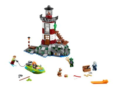 Haunted Lighthouse - 75903 | Scooby-Doo | LEGO Shop