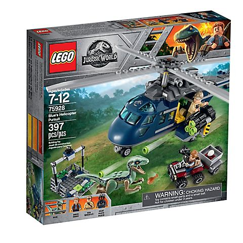 Blues Helicopter Pursuit 75928 Jurassic World Lego Shop