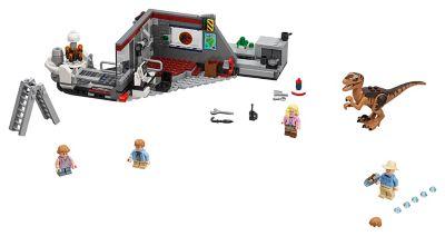 Pościg Raptorów 75932 Jurassic World Lego Shop