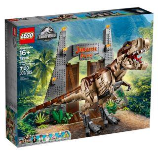 Parc jurassique : le saccage du T. rex