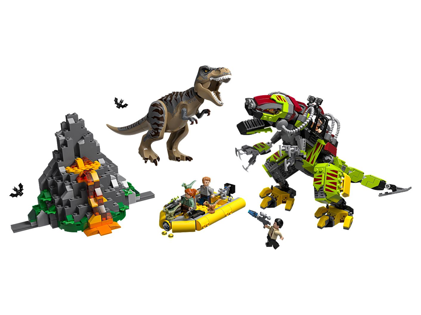 75938Jurassic Es Robótico World™ TRex Oficial Shop Lego® VsDinosaurio E2eD9YWHI