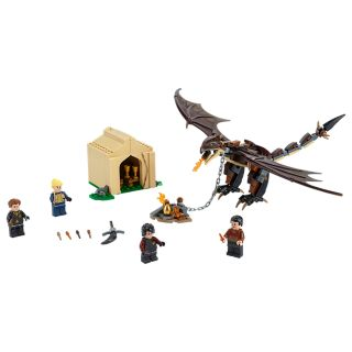 Hungarian Horntail Triwizard Challenge