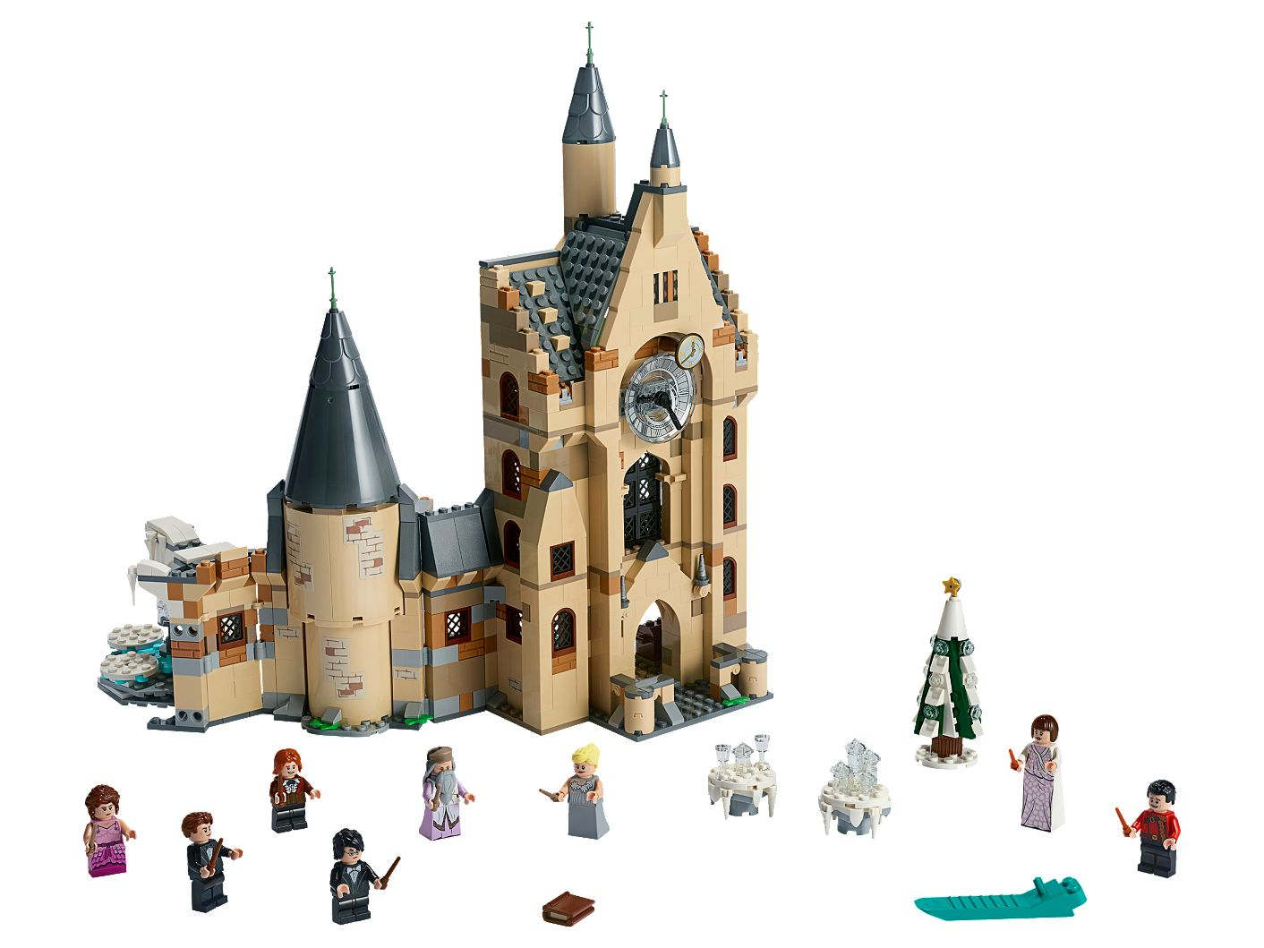 Hogwarts™ Clock Tower 75948 | Harry Potter™ | Buy online at the Official  LEGO® Shop US