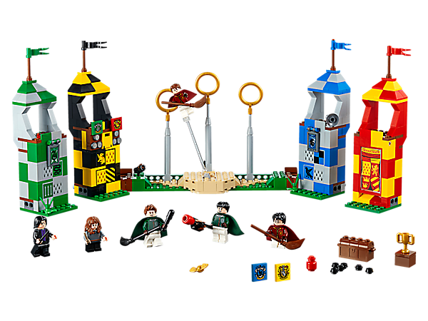 LEGO® building sets have been bringing imagination and joy to kids for over 80 years! From classic themes such as LEGO® City, LEGO® Friends and LEGO® Star Wars, to new trends like LEGO® Harry Potter and LEGO® Jurassic Park, we carry the hottest LEGO® building sets.