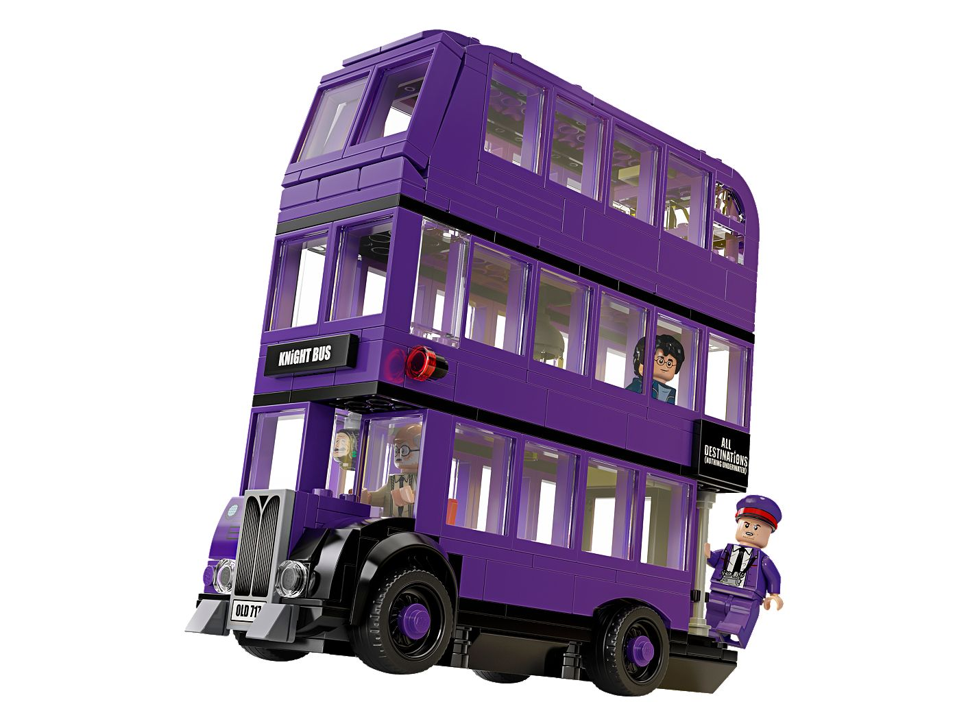 The Knight Bus™ - 75957 | Harry Potter™ | LEGO Shop
