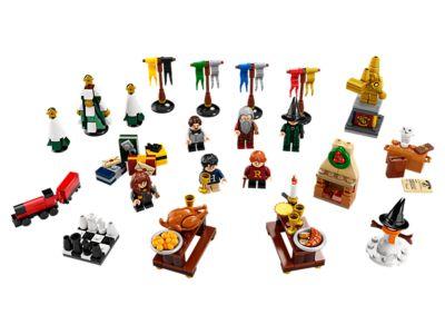 Calendrier De L Avent Lego City 2020.Calendrier De L Avent Lego Harry Potter 75964 Harry Potter Boutique Lego Officielle Fr