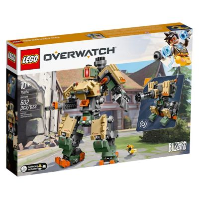 Bastion 75974   Overwatch®   Buy online at the Official LEGO® Shop US