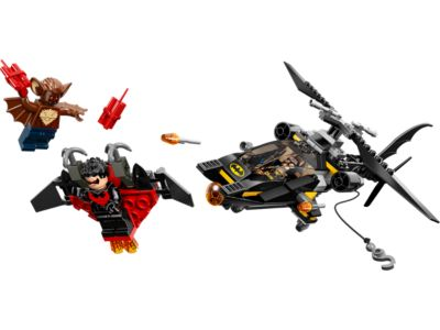 Explore product details and fan reviews for buildable toy Batman™: Man-Bat Attack 76011 from Super Heroes DC. Buy today with The Official LEGO® Shop Guarantee.