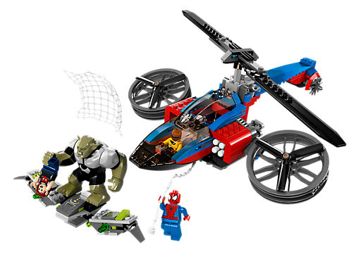 Spiderman Helicopter Lego Instructions The Best Helicopter Of 2018