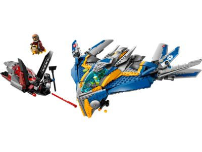 Explore product details and fan reviews for buildable toy The Milano Spaceship Rescue 76021 from Super Heroes Marvel. Buy today with The Official LEGO® Shop Guarantee.